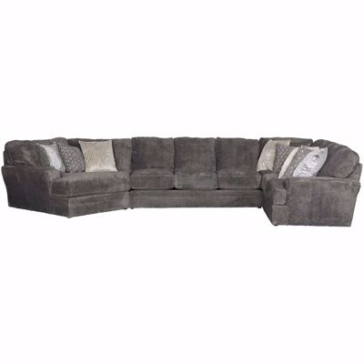Picture of Mammoth 3 Piece Sectional with LAF Piano Wedge