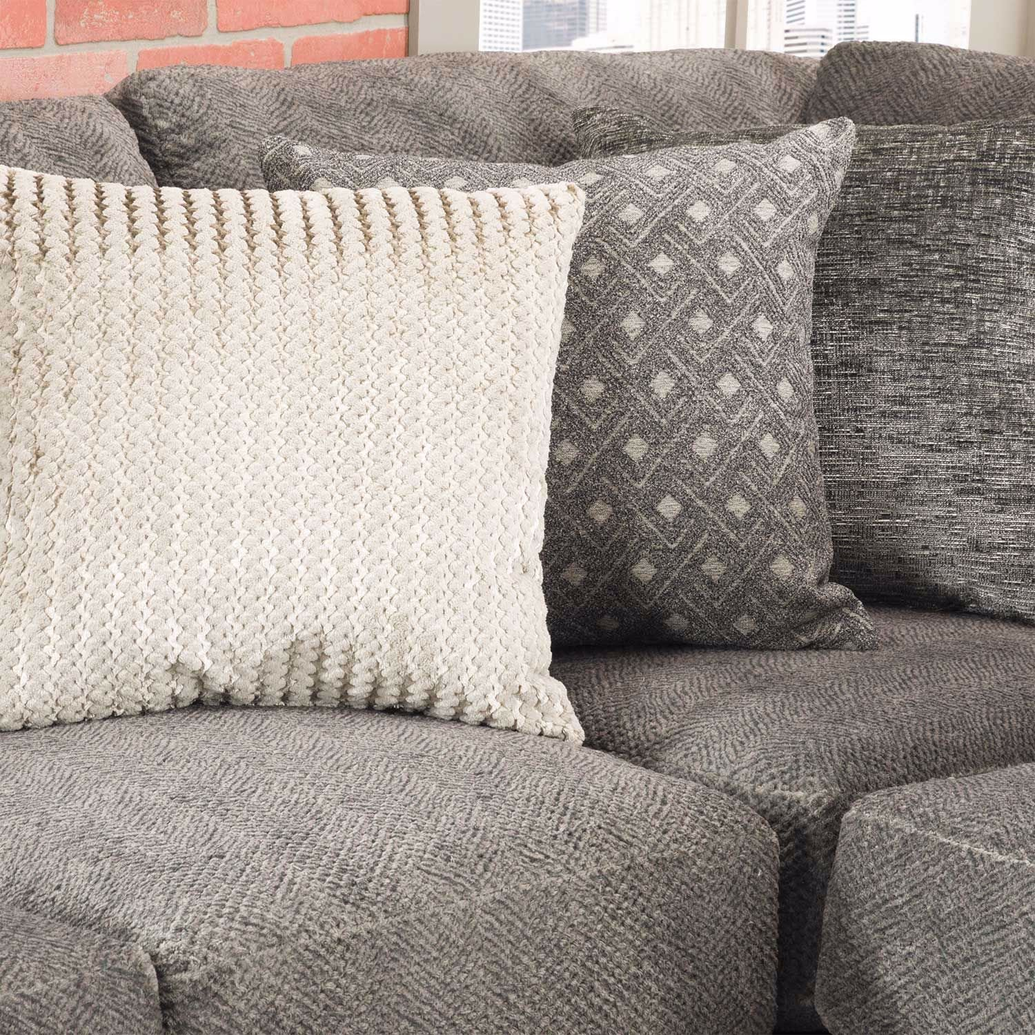 Picture of Mammoth 5 Piece Sectional with LAF Wedge
