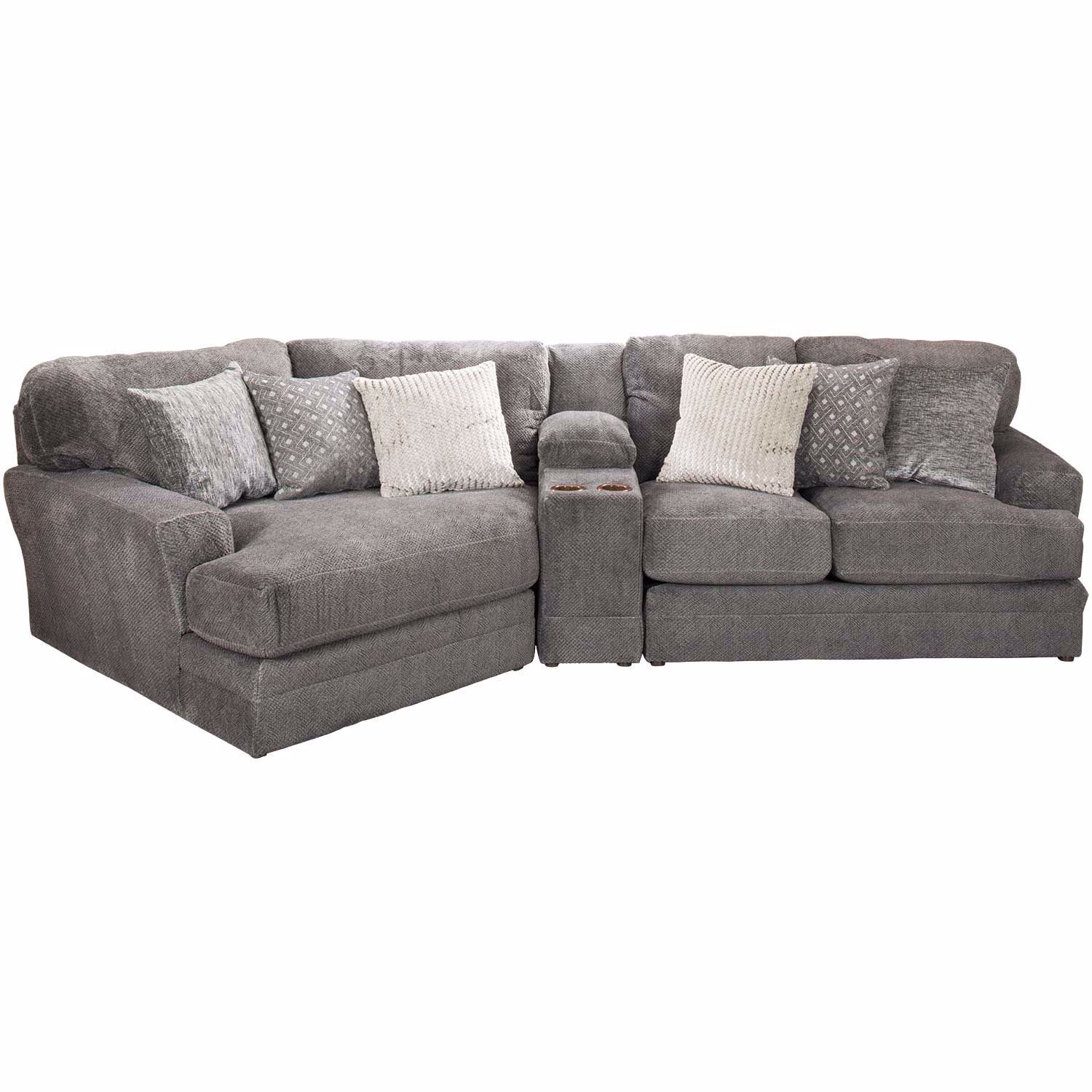 Picture of Mammoth 3 Piece Sectional with LAF Wedge