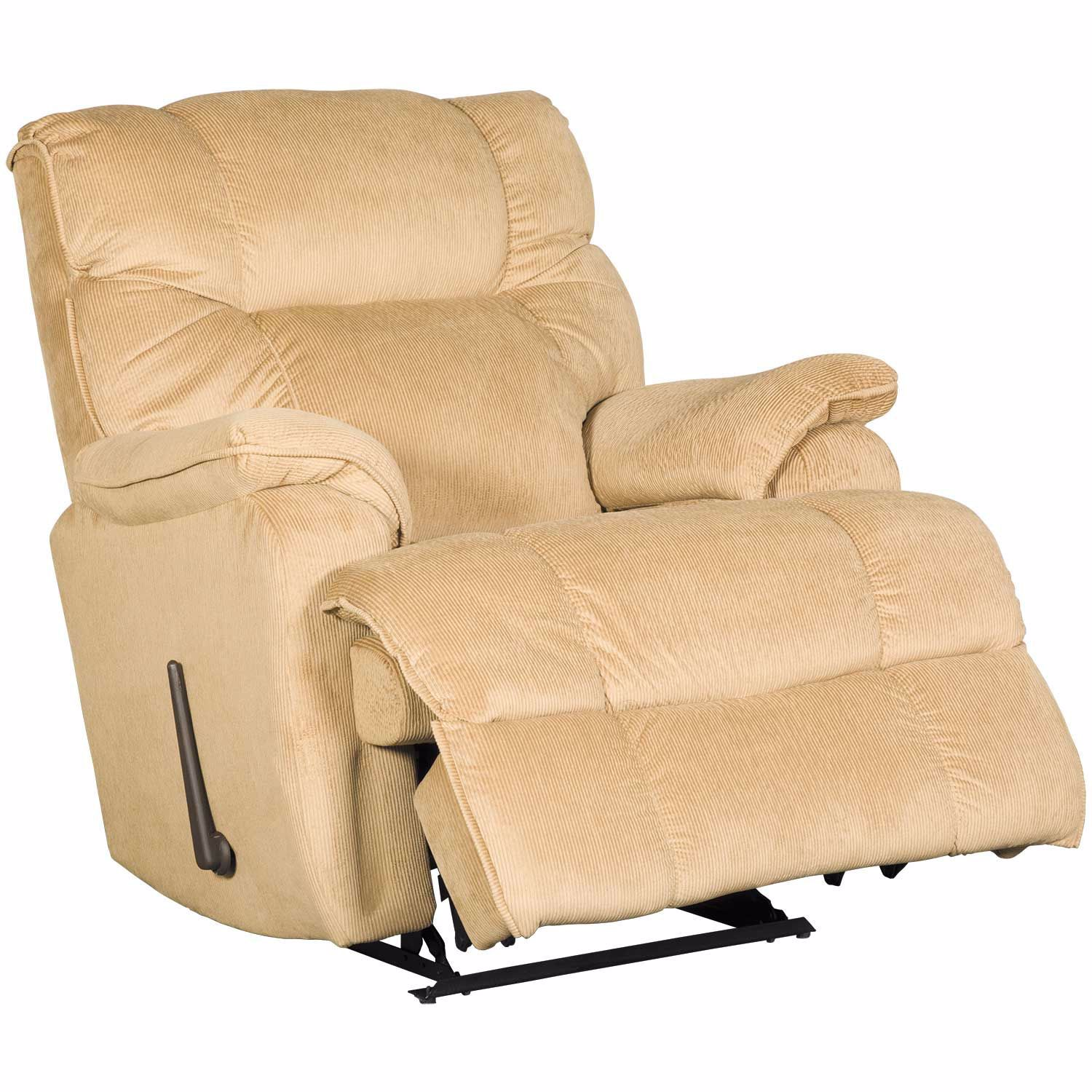 Picture of Rancho Tan Comfort King Wall Saver Recliner