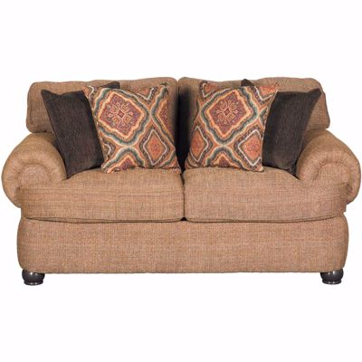 Picture of Quincy Coffee Loveseat
