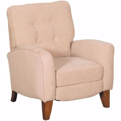 Picture of Fritz Tan Push Back Recliner