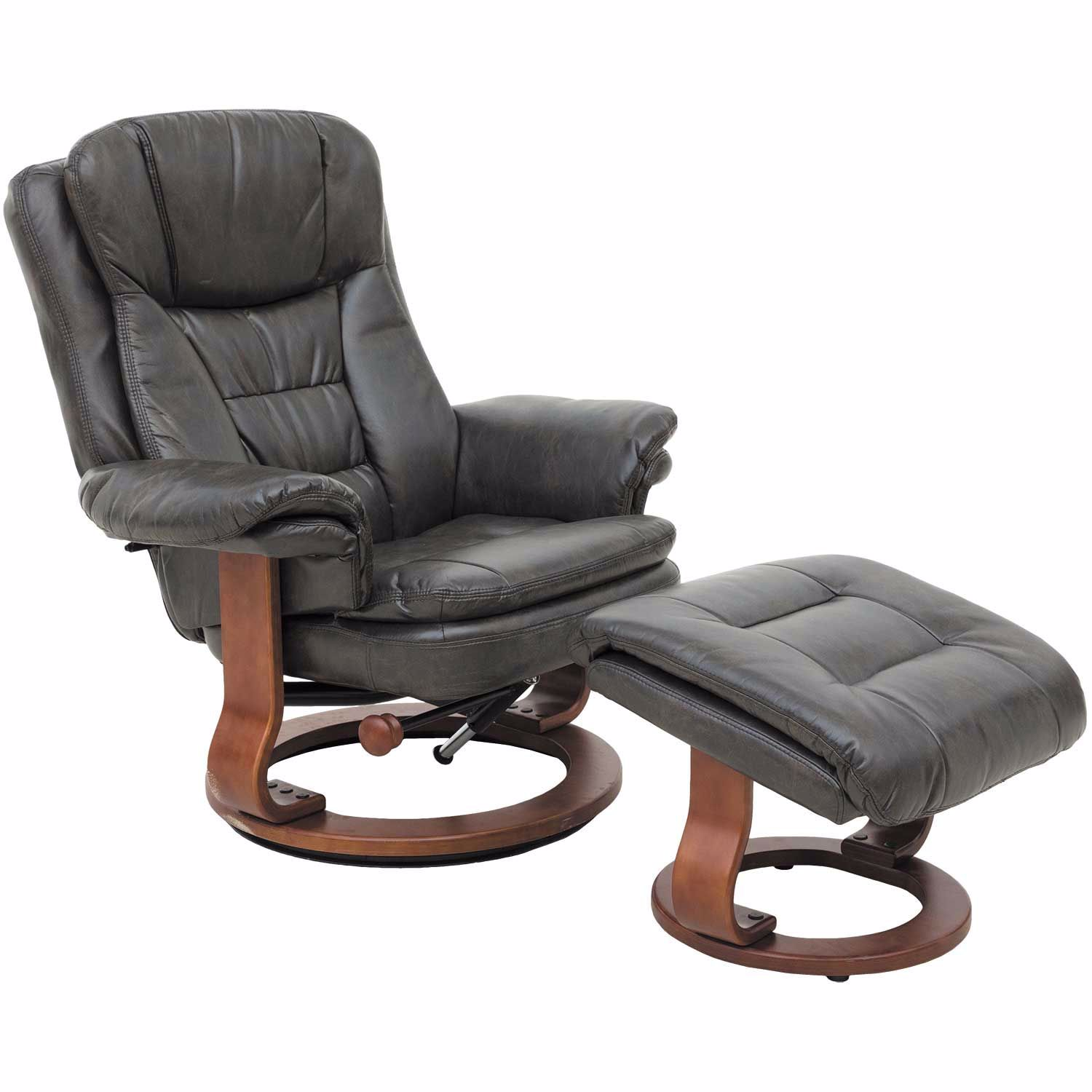 Picture of Duke Stress Free Recliner with Ottoman