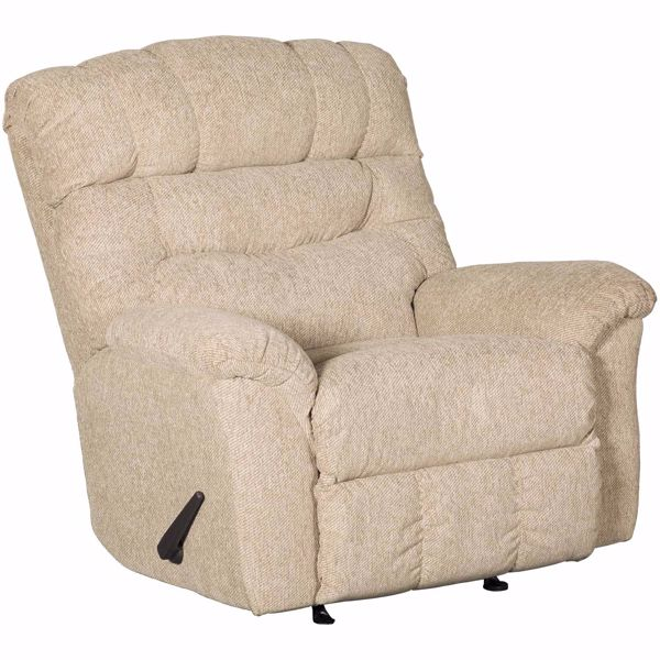 Picture of Norfolk Tan Rocker Recliner