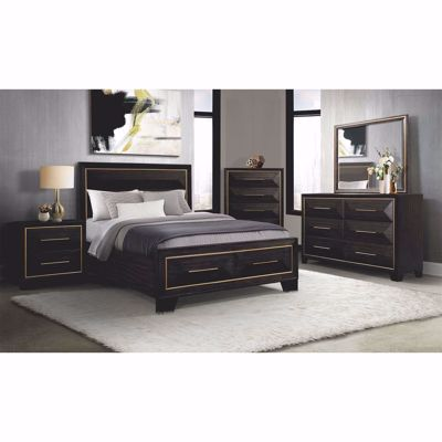 Picture of Clark 5 Piece Bedroom Set