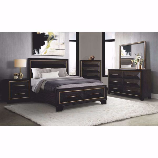 Picture of Clark 5 Piece Bedroom Set