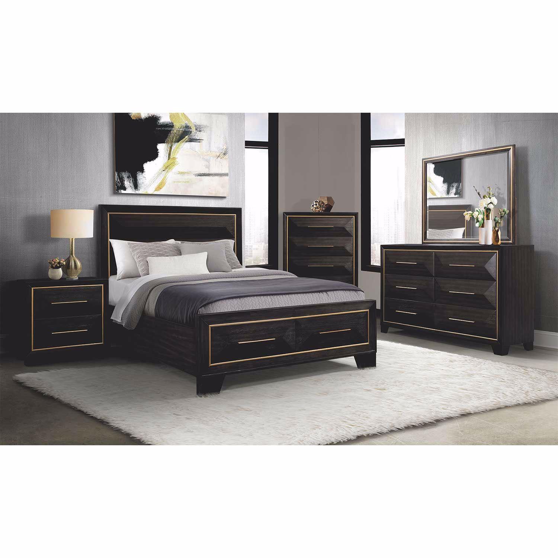 Picture of Clark Queen Storage Bed