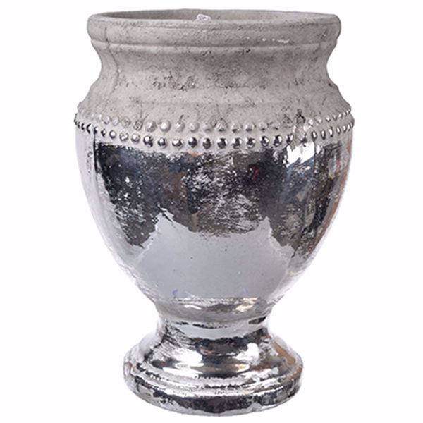 Picture of Silver Urn Vase