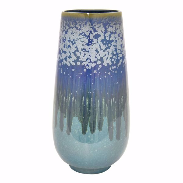Picture of Blue Ceramic Vase