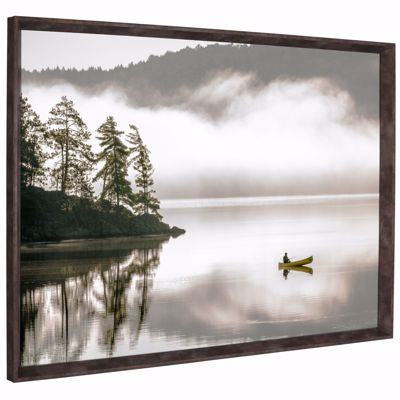 Picture of Fishing Framed Laminate Wall Decor