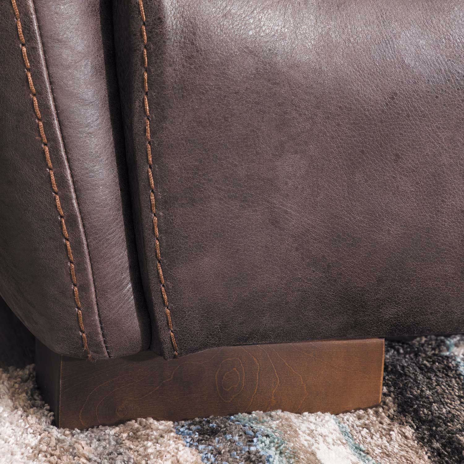Picture of Moro All Leather Chair