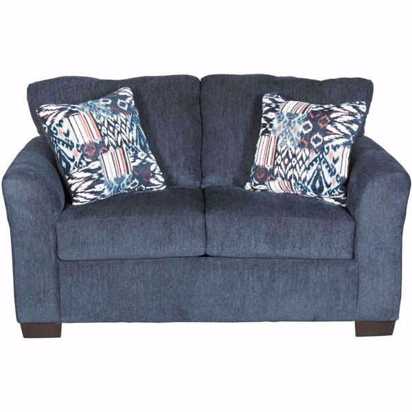 Picture of Indie Navy Loveseat