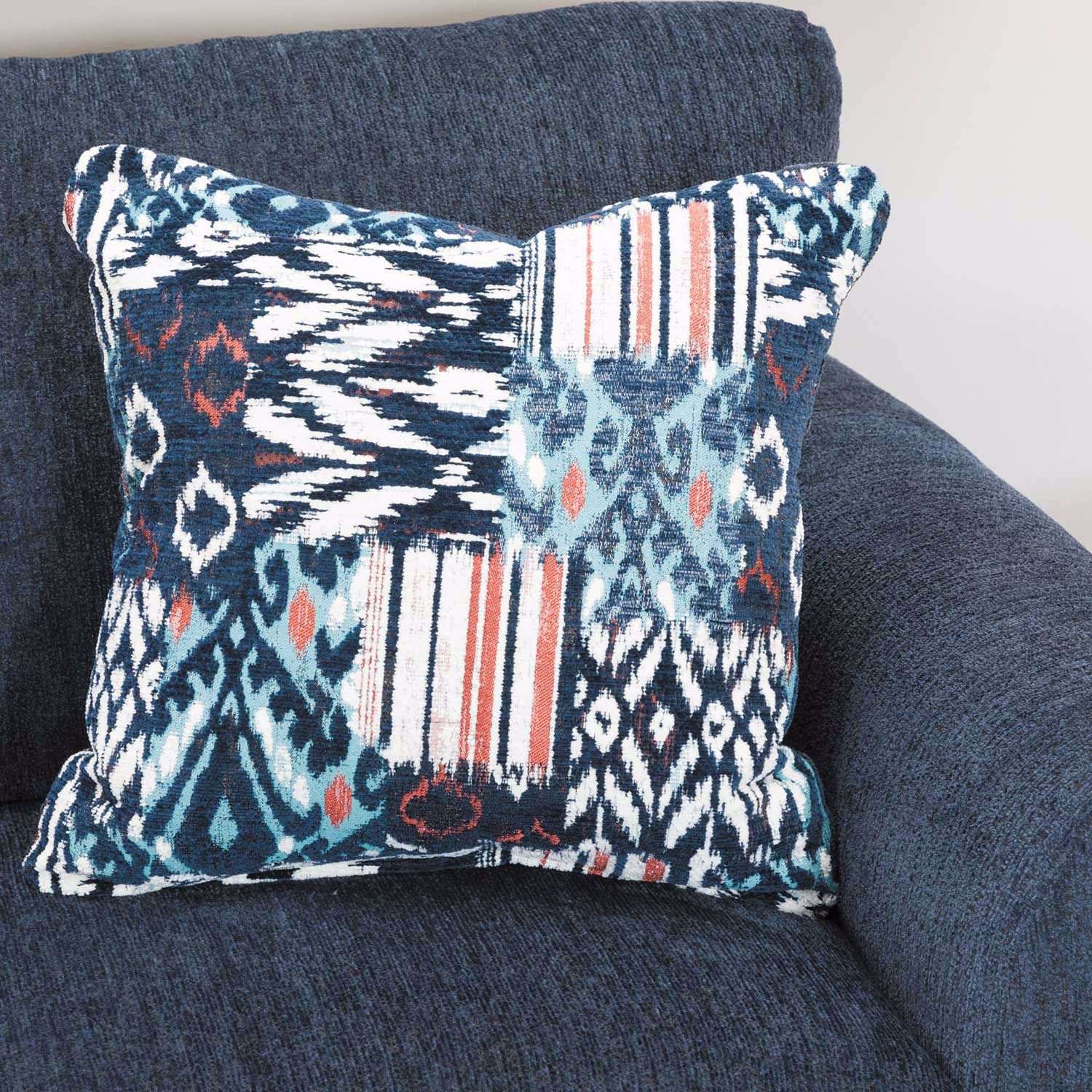 Picture of Indie Navy Sofa