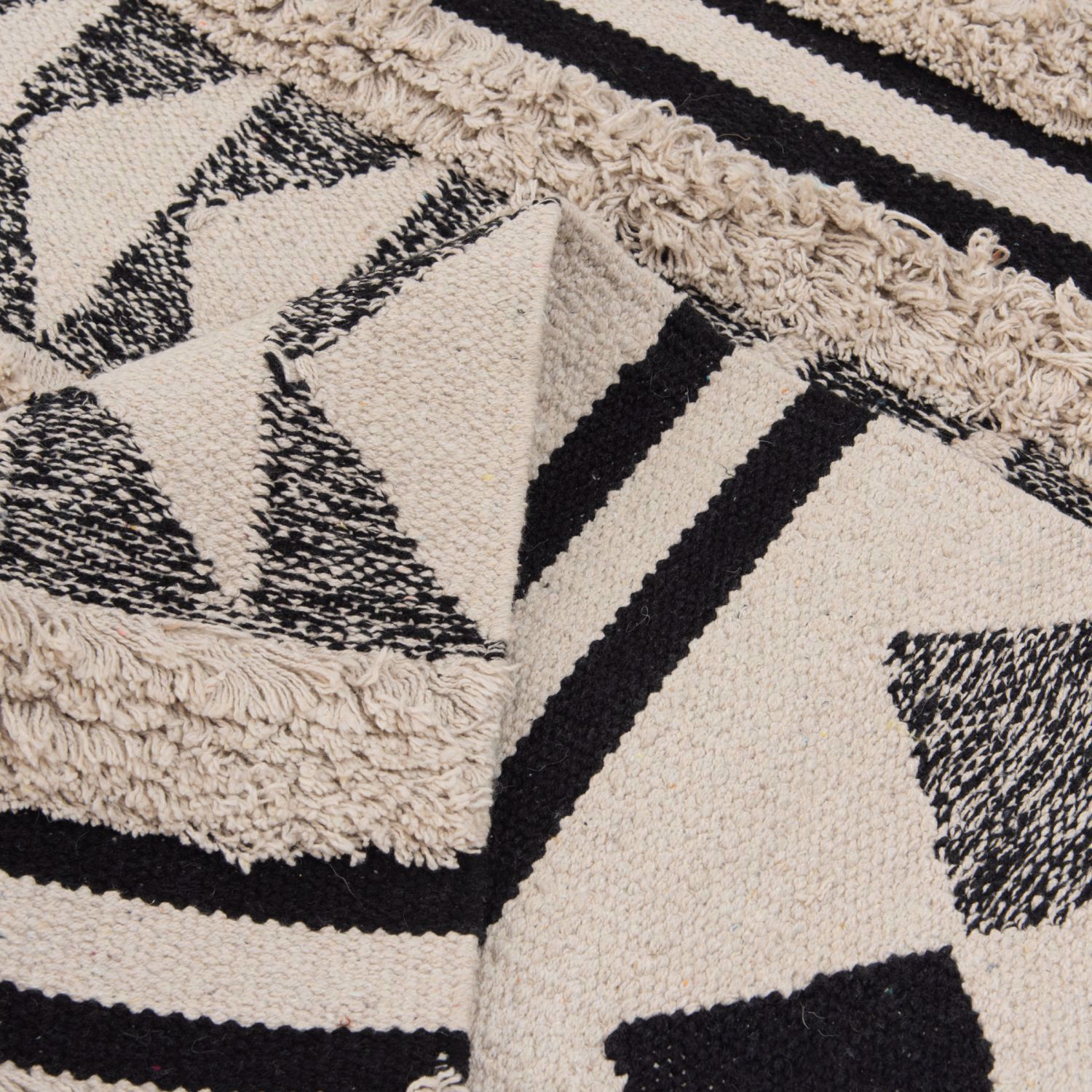 Picture of Griffen Cotton Woven 5x7 Rug