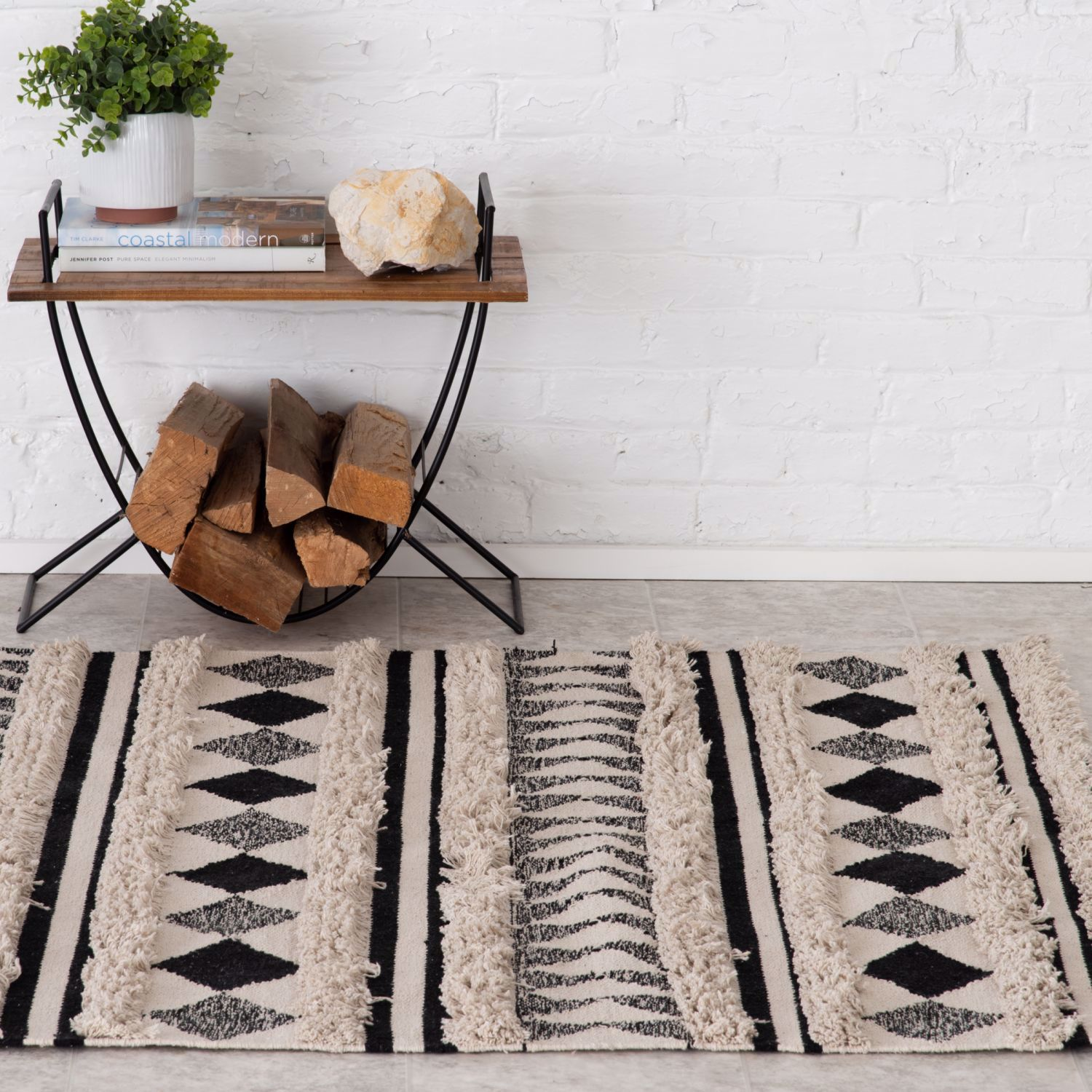 Picture of Griffen Cotton Woven 8x10 Rug