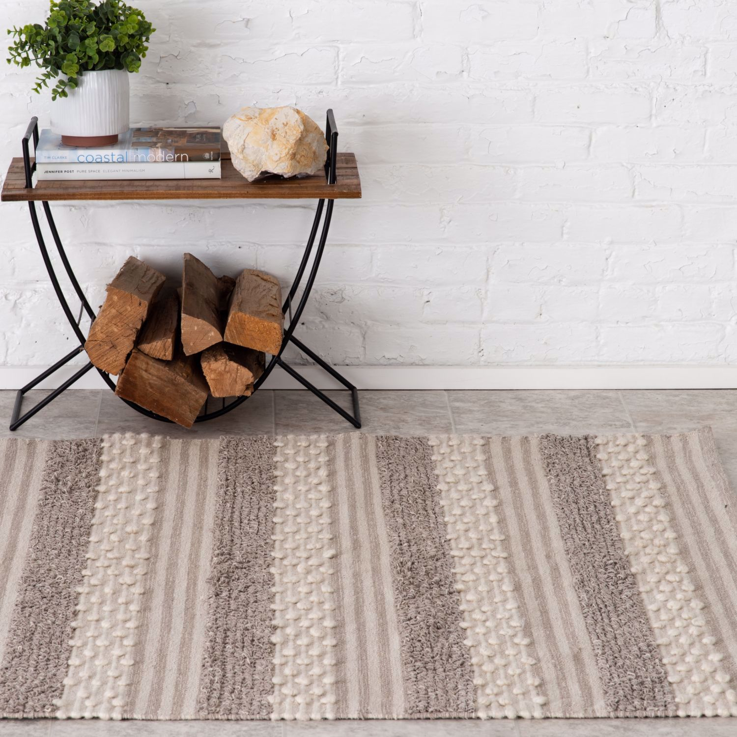 Picture of Harrington Cotton Woven 8x10 Rug