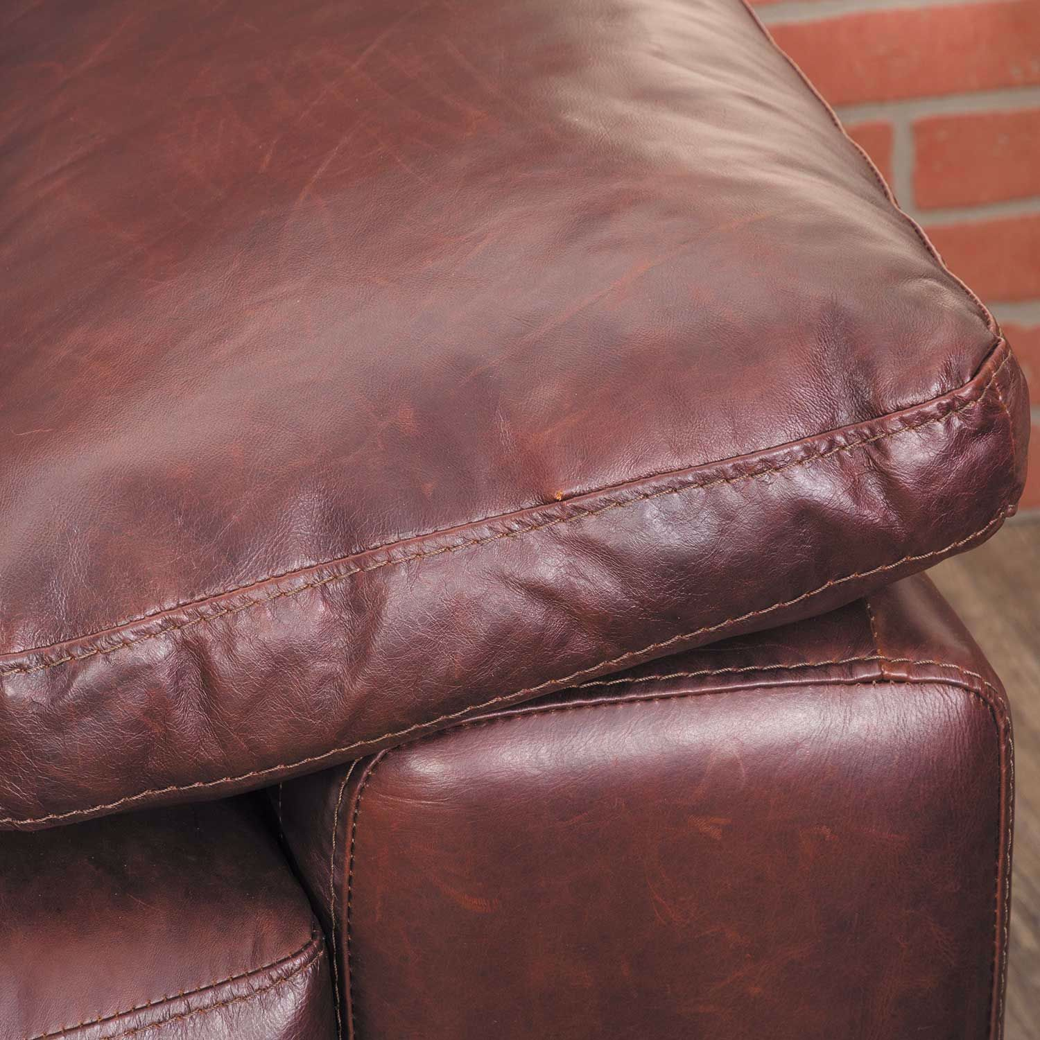 Picture of Barcelona All Leather LAF Chaise