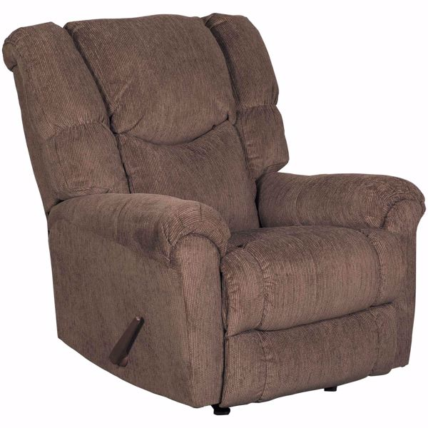 Picture of Quimby Brown Rocker Recliner