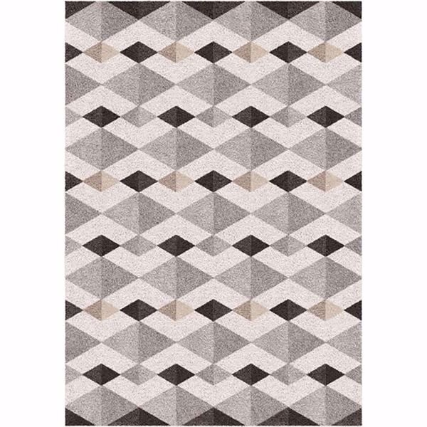 Picture of Braun Taupe 8x10 Rug