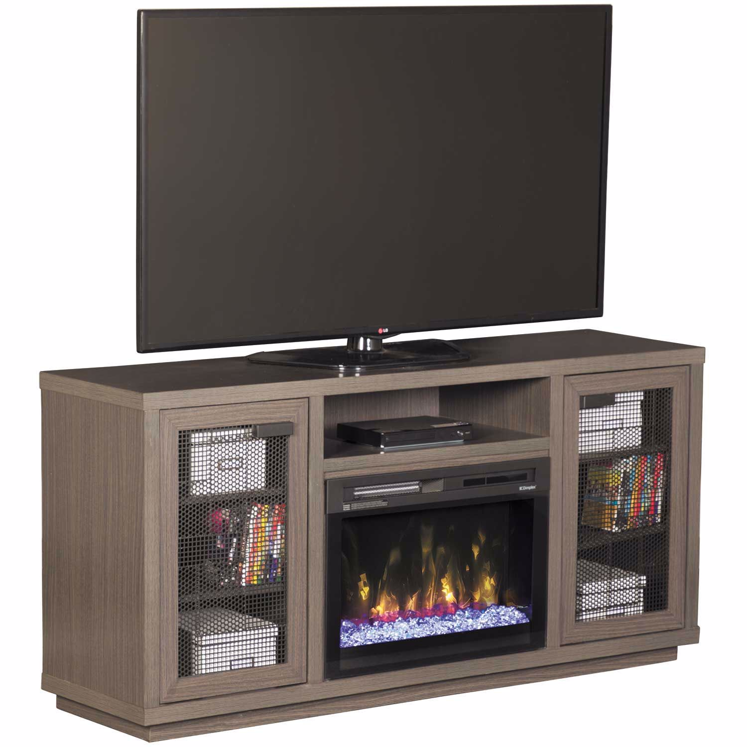 Picture of Swayze Fireplace Console