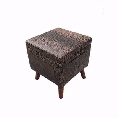 Picture of Brown Crocodile Stool