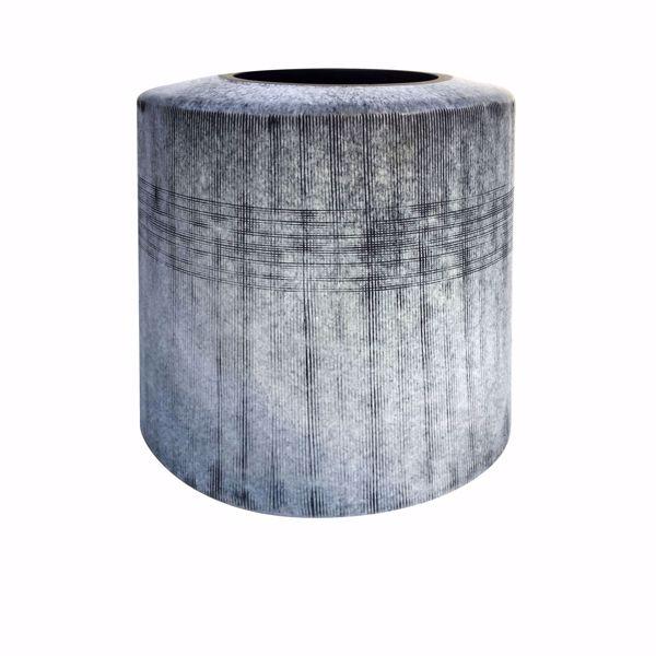 Picture of Light Blue Round Vase