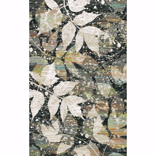 Picture of Camilla Leaf Pattern 5x7 Rug