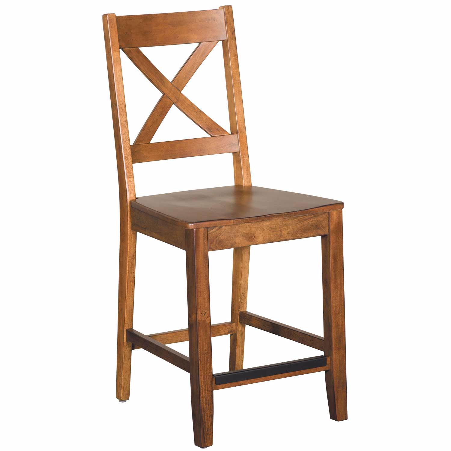 Picture of Copper x-Back Barstool