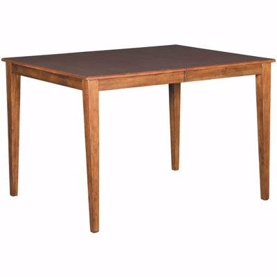 Picture of Copper Rectangular Dining Table