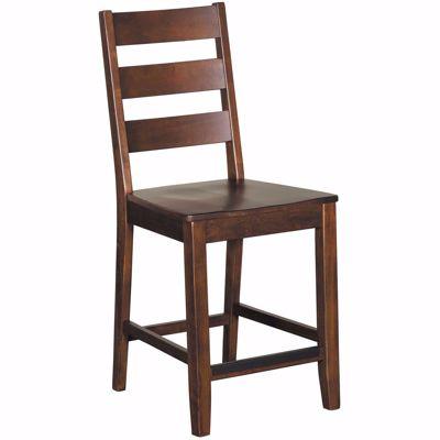 Picture of Raisin Ladder Back Barstool