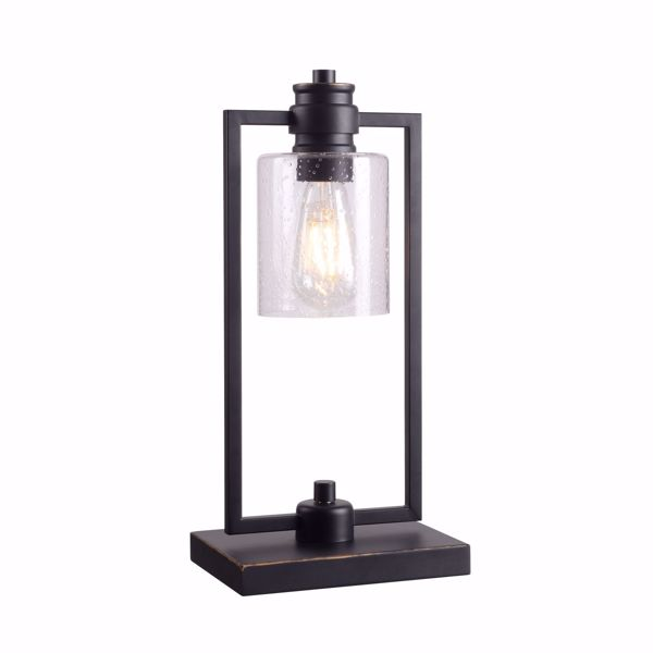 Picture of Whitworth Seaded Glass Lamp