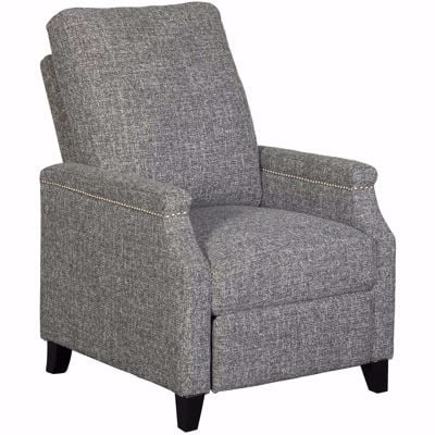 Picture of Gray Push Back Recliner