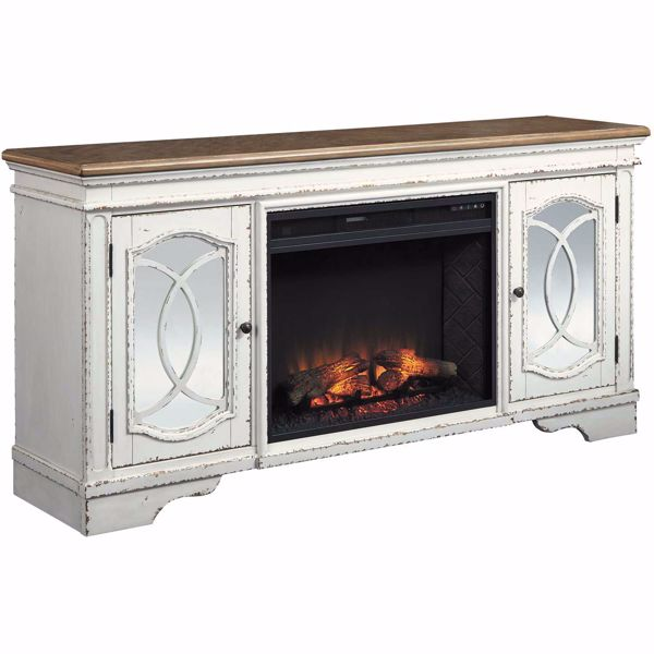 Picture of Realyn Fireplace TV Stand