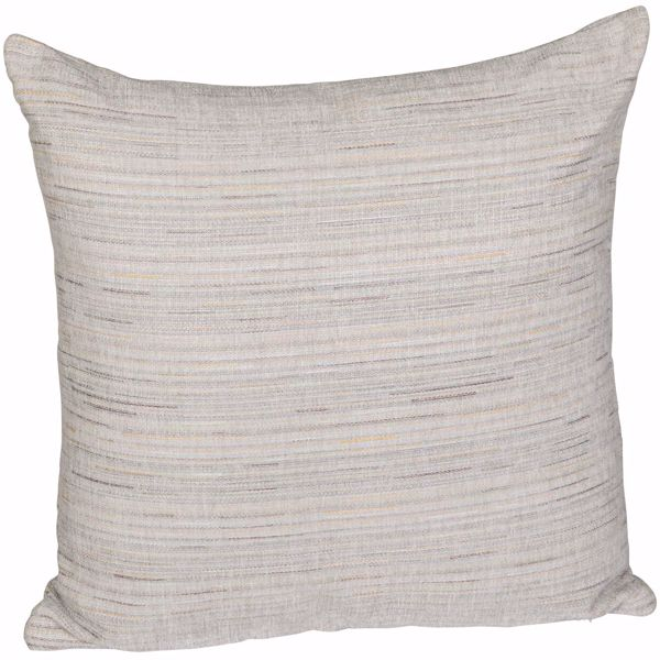 Picture of Gray That 70s Chennile 18 Inch Pillow *P