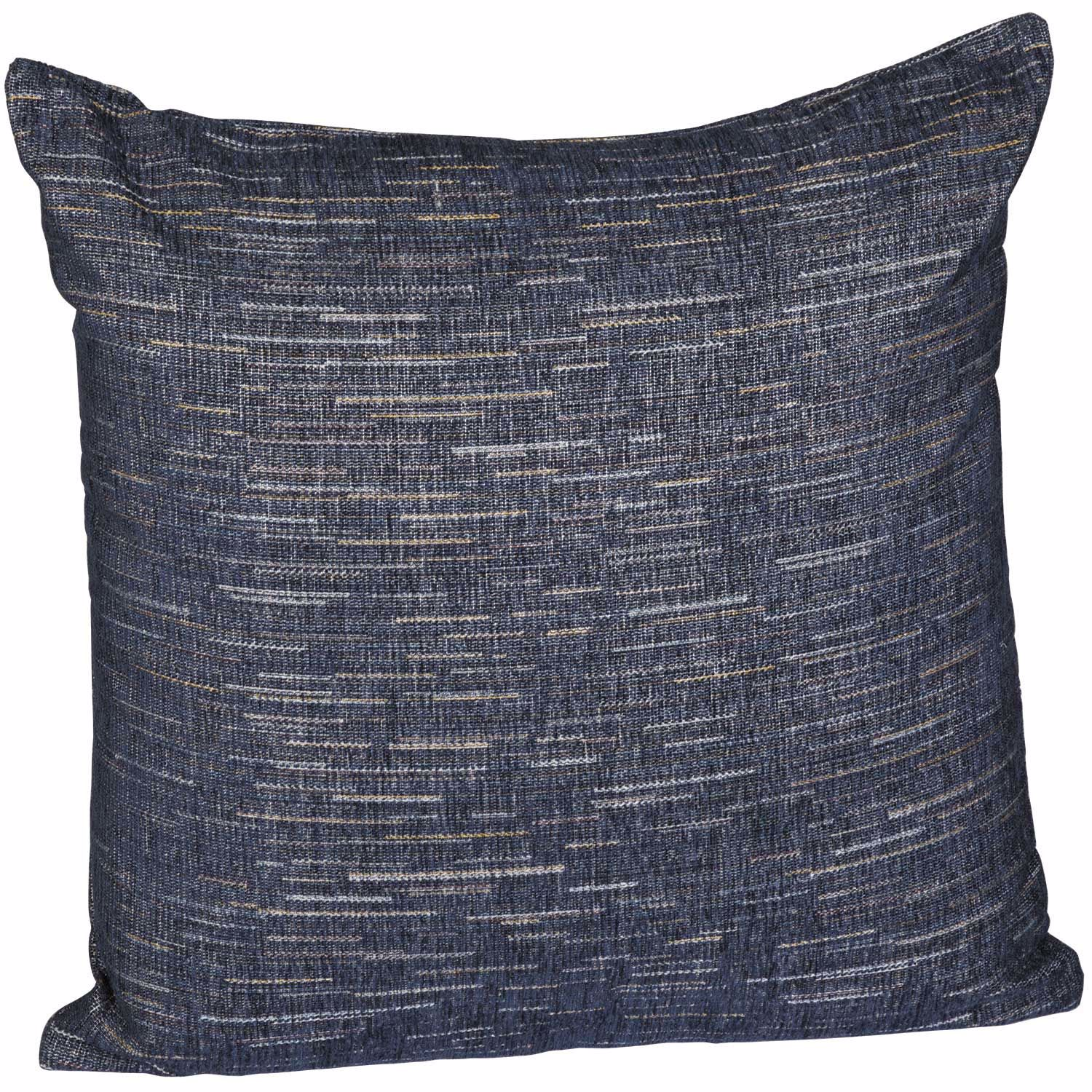 Picture of Navy That 70s Chenille 18 Inch Decorative Pillow *P