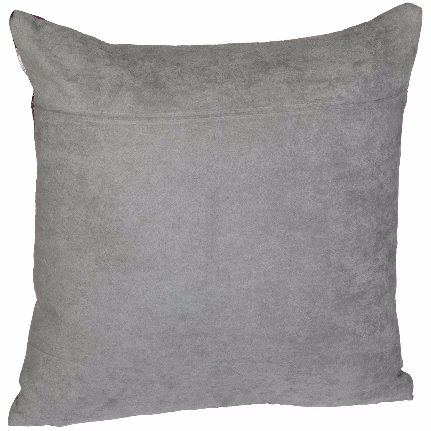 Picture of Purple Marble 16 Inch Decorative Pillow *P