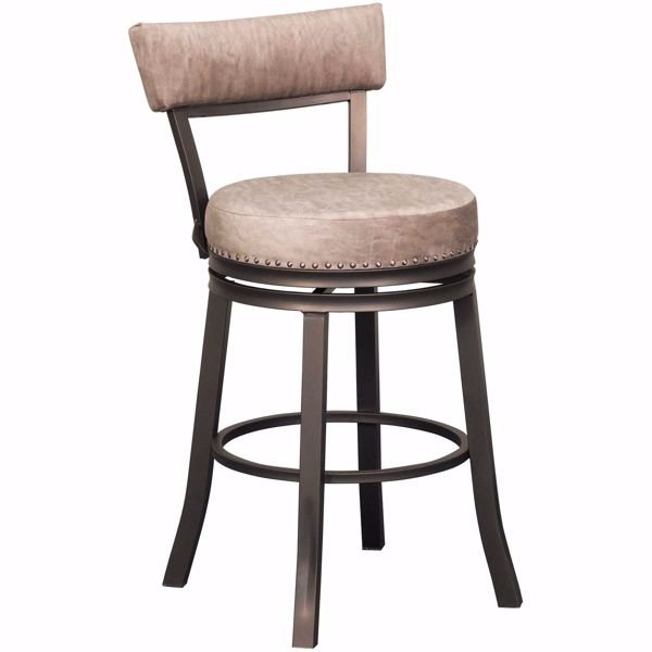 "Picture of Chase 30"" Swivel Barstool"