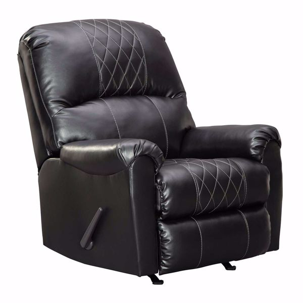 Picture of Betrillo Black Rocker Recliner