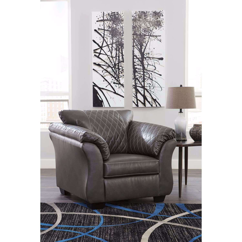 Ashley Furniture Betrillo Gray: Betrillo Gray Chair 4050320