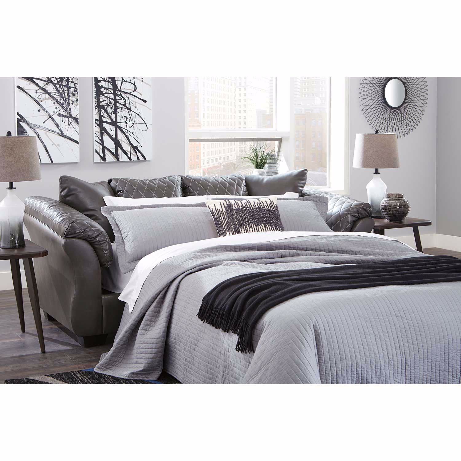 Picture of Betrillo Gray Full Sleeper