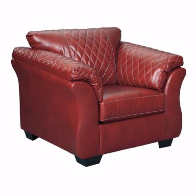 Picture of Betrillo Salsa Red Chair
