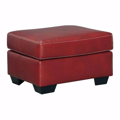 Picture of Betrillo Salsa Red Ottoman