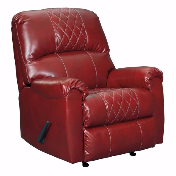 Picture of Betrillo Salsa Red Rocker Recliner