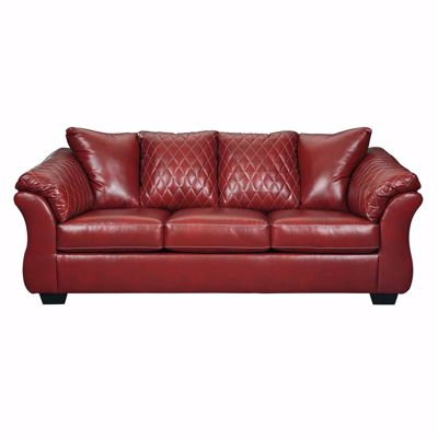 Picture of Betrillo Salsa Red Sofa