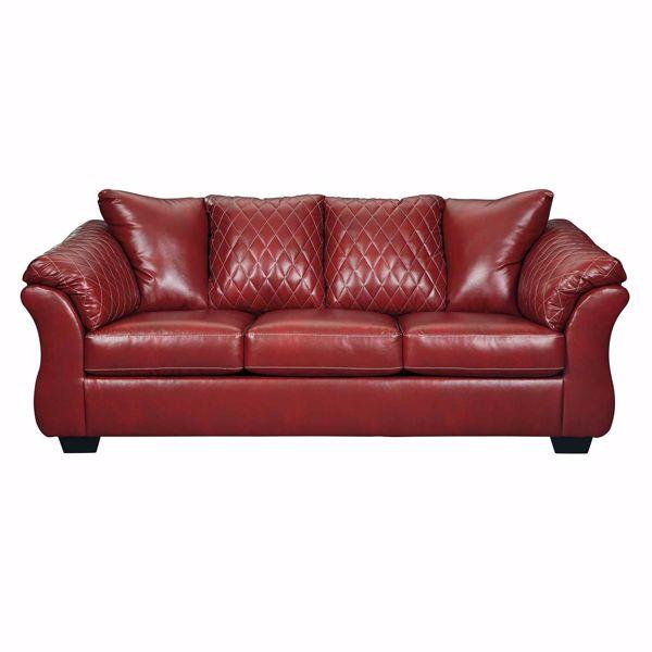 Picture of Betrillo Salsa Red Sofa