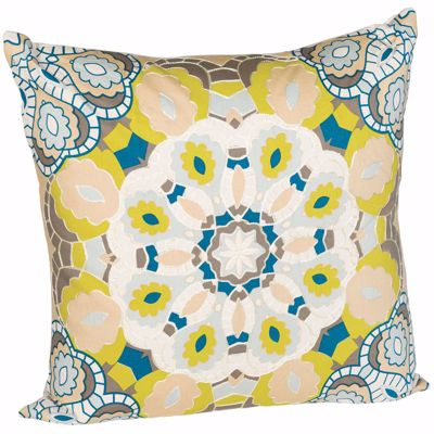 Picture of Mosaic Jewels 20X20 Decorative Pillow