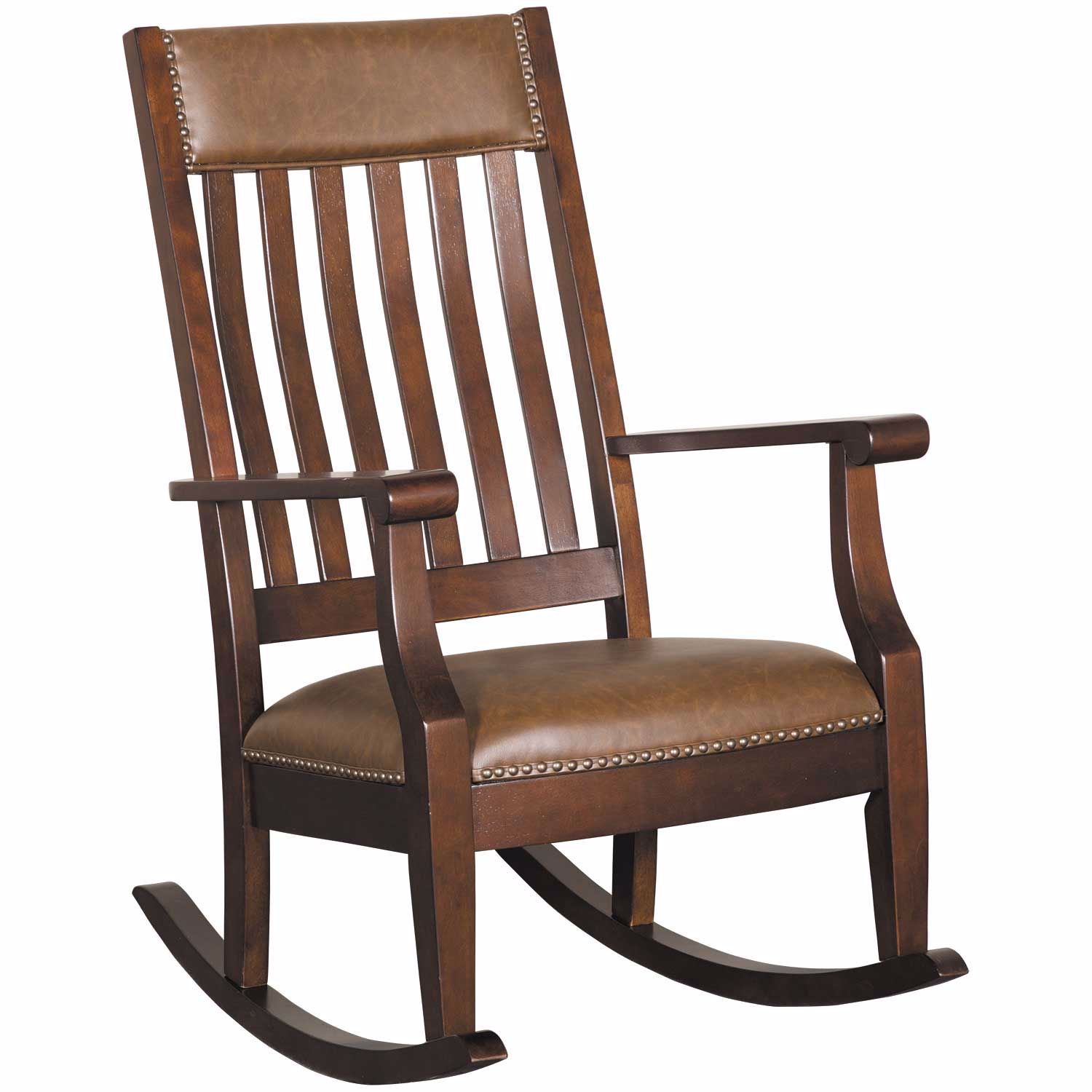 Picture of Wellhouse Rocking Chair, Brown