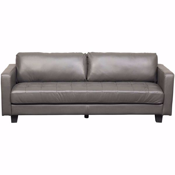 Picture of Martens Leather Sofa