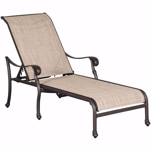Macii Sling Chaise Lounge Ld5052 9 229choc 891t3913