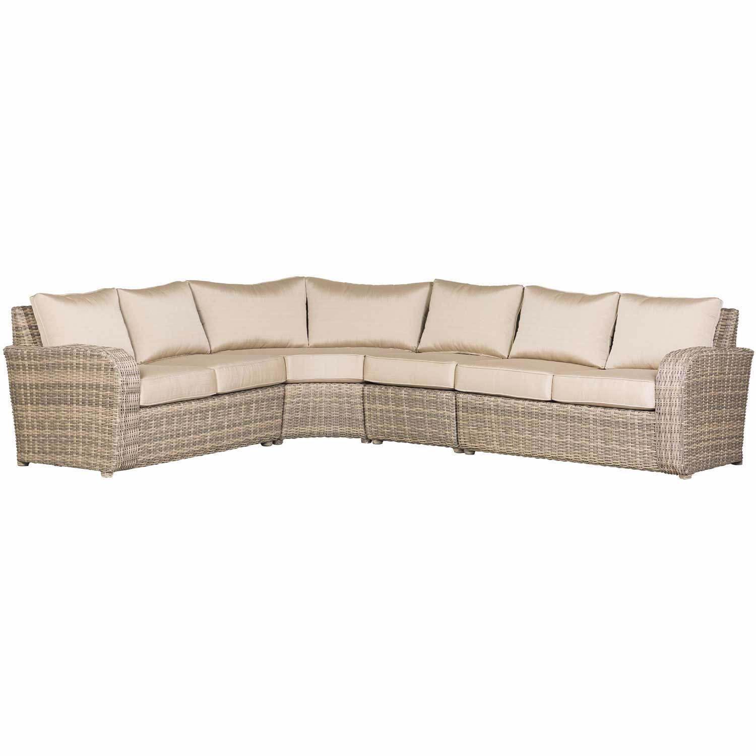 Picture of Brunswick 4 Piece Outdoor Sectional